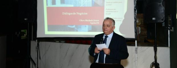 Olavo Machado Junior mostra confiança na economia mineira