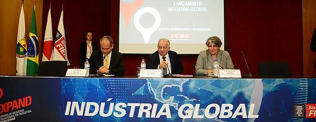 FIEMG lança programa para expansão de empresas mineiras no mercado global