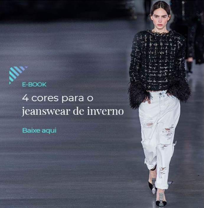 Use Fashion – 4 cores para o jeanswear de inverno